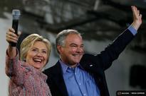 Hillary Clinton's Choice of Kaine as VP Tilts Ticket Toward Political Center