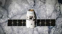 SpaceX's Dragon cargo ship successfully makes way to the ISS