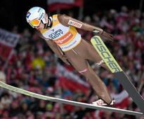 40,000 see Stoch soar to victory at Ski Jumping World Cup