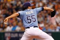 Matt Moore matches Babe Ruth with 8-0 start