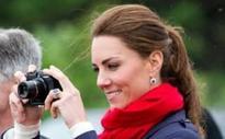 Duchess of Cambridge's family portraits earn her membership of Royal Photographic Society
