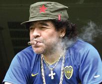 Notorious World Cup incidents @ 30th anniversary of Maradona's hand of God goal