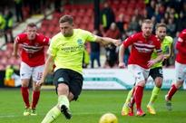 Championship round-up: Hibs fight back to claim three points at Dunfermline and remain top of the pile