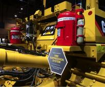 Tyco Partners with Caterpillar to Offer Factory-Installed Fire Suppression Systems