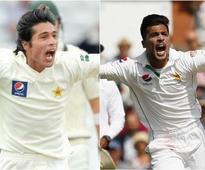 Is Amir as good as he was in 2010?