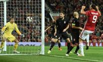 Manchester United miss Herrera and Blind as Ibrahimovic proves difference vs Zorya