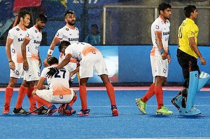 Hockey World League: India go down to Argentina in semis