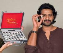 Wax statue of Baahubali star Prabhas to be installed at Madame Tussauds