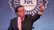 Live Updates of IPL 2017 auction