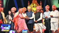 In Maharashtra, the political game is to claim credit for giant Shivaji statue