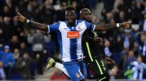 Espanyol would consider offers for Felipe Caicedo - sporting director
