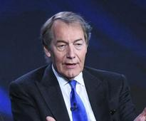 Charlie Rose suspended after sexual harassment allegations