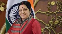 Discharged, Sushma Swaraj tweets: Back, grateful to AIIMS