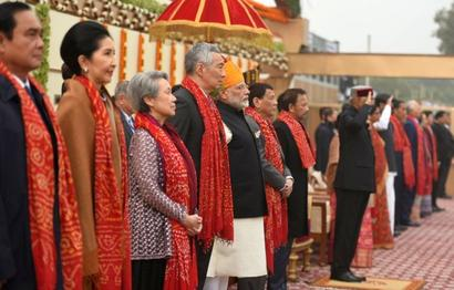 Placing ASEAN at the centre, India acts east