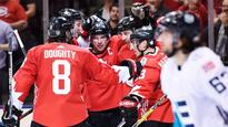 Canada beats Europe 3-1 in Game 1 of World Cup of Hockey final