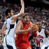 Spain's 'world statesman' Pau Gasol targets last chance to topple USA at Rio 2016