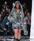 Rihanna Turned Gigi Hadid into a Gothic Ice Queen for Fenty x Puma