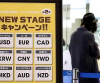 FOREX-Dollar buoyant vs euro, yen as risk-on mood prevails