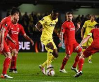 Villarreal beat Liverpool in Europa League as Adrian Lopez strikes late