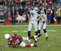 Seahawks and Cardinals play to rare 6-6 tie