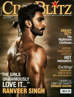 Photo: Ranveer Singh shows off his muscles