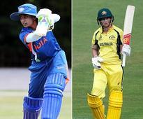 ICC Women's World Cup 2017, India vs Australia semi