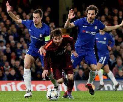 What Chelsea must do at Nou Camp...