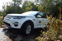 Land Rover Experience : Discovery Sport Destroys Aamby Valley's 19 Degree North Course