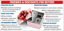 Consumer durables ready to cash in on festivals