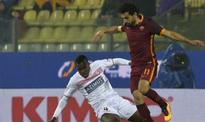 Egypt's Salah scores, creates two goals and suffers injury in Roma win