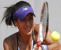 Heather Watson loses in French Open second round to Svetlana Kuznetsova