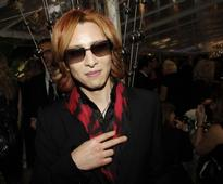 Japanese rock band X Japan dazzles fans at London show