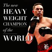 3 Champion of the world! Joseph Parker wins historic victory over Andy Ruiz Jr to claim WBO title
