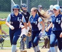Spartans blast by Sussex Central in softball state tourney