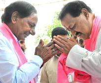 TRS picks Mohammed Fareeduddin for council seat