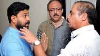 Stir ends as Dileep forms film body