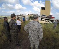 Puerto Rico National Guard hosts visit from Honduran officials