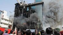 6 killed, 4 injured as Noida company goes aflame