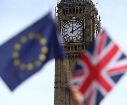 Brexit talks between UK and EU will begin on Monday