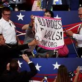 Trump Protest Group Code Pink Has History of Crashing GOP Conventions