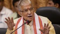 Modi must get the credit for surgical strikes: Murli Manohar Joshi