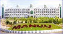 Admission in MA History at MANUU