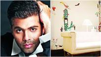 Karan Johar makes changes in Yash and Roohi's nursery!