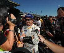 Indianapolis 500: Fernando Alonso finishes fifth in qualifying, Scott Dixon takes pole