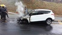 Ford SA to finally recall fiery Kugas