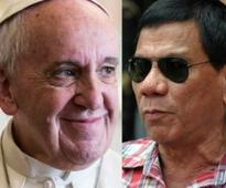 Pope Francis to bless Philippines President after receiving letter of ...