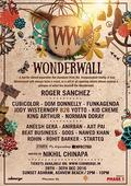 Phase 1 Events Joins Hands with Nikhil Chinapa and Shailesh Shetty to Create WonderWall in Goa