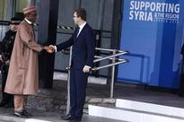 Nigeria, Syria can't address humanitarian crises alone  Buhari