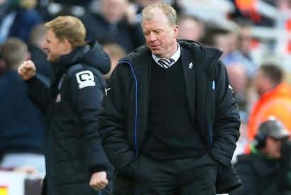Newcastle call time on McClaren's unhappy reign