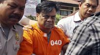 Chhota Shakeel sends death threat to gangster Rajan via Tihar jail official